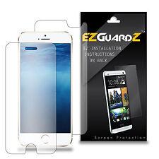 "4X EZguardz FULL BODY Screen Protector Skin Cover HD 4X For Apple iPhone 6 4.7"""