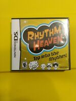Nintendo DS Rhythm Heaven 2009 CIB Complete Cleaned & Tested Authentic