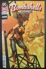 BOMBSHELLS #15 United (2018 DC Comics) ~ VF/NM Book