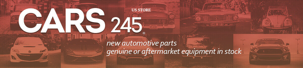 Cars245 Online-Store Americas