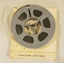 "Charlie Chaplin ""Love Pains"" 8mm"