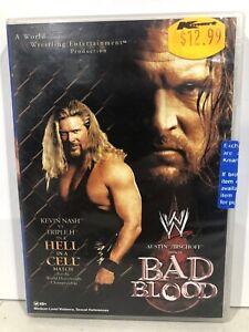 WWE Bad Blood (DVD, R4) LIKE NEW