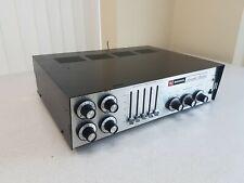 Vintage Big Sound Bogen Ct-100 Guitar Pa100 Watt Audio Amplifier