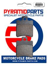 PGO 50 Rodoshow 2001 Front Brake Pads