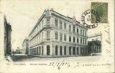 brazil, RIO DE JANEIRO, Clube Naval (1903) Stamp