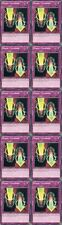 Magic Cylinder YGLD-ENB35 1st (Mint X 10) YUGIOH Common Trap Cards
