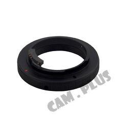Pixco Camera AF Confirm Adapter For T2 T-Mount to Nikon D3300 D7100 D5300 D750