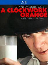 A Clockwork Orange (Blu-ray/Dvd, 2011, 2-Disc Set, 40th Anniversary Edition.