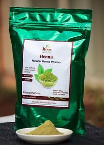 Natural Henna Powder for Hand, Hair & Beard - Kvaas  250 gram to 3 kg