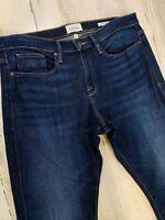 Frame Slim Fit Men's Jeans 34x32 Baltic Stretch