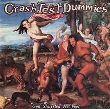 Crash Test Dummies-GOD SHUFFLED HIS FEET/CD (Club Edition) - TOP-stato