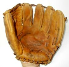 Vintage 1960`s Rawlings XPG26 Mickey Mantle Autograph Baseball Glove