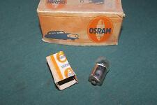 Osram Birne Glühbirne 6V 10W Bajonettsockel für 6 Volt Oldtimer original OSRAM