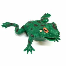 Stretchy Rubber Frog Toy - Fiddle Fidget Stress Sensory Autism ADHD