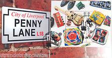 2007 Beatles (m/s) - Steven Scott Penny Lane Alt oficial - 20 producido!!!