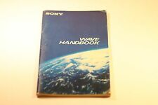 SONY WAVE HANDBOOK SHORT WAVE STATIONS OF WORLD