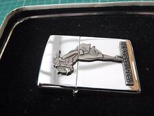 """ZIPPO  RARE  1993 VARGA GIRL  """"WINDY"""" COLLECTABLE OF THE YEAR NEW, UNFIRED"""