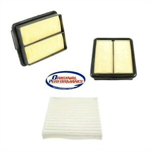 ENGINE AIR & CABIN AIR FILTERS FIT INFINITI M35h V6 3.5L 2012-2013