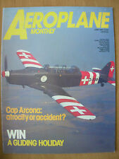 AEROPLANE MONTHLY MAGAZINE JUNE 1984