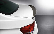 Carbon Fiber BMW F22 2-Series 2D Coupe P Style Trunk Boot Spoiler Wing UK Seller