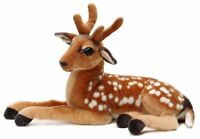 Dorbin the Deer | 21 Inch Stuffed Animal Plush | By Tiger Tale Toys