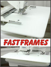 Fast Frames Embroidery Extension Table Top Brother BabyLock Six Needle Machines