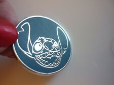 DISNEY STITCH  PIN  COOL SCARY   LOOKING !!!!