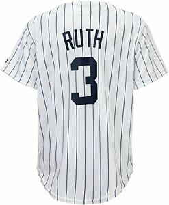 New York Yankees Babe Ruth Youth Jersey