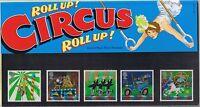 GB Presentation Pack 333 2002 Circus