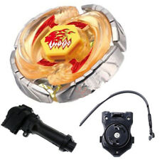 Earth Virgo Fight Fusion Beyblade Masters BB60 With Power Launcher + Handle ma