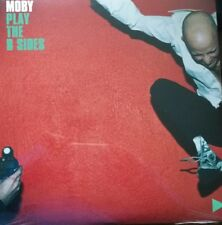"""Moby  """"Play The B Sides"""" 2x12"""" * IDIOT62LP2 / Limited Edition, Reissue, Red"""