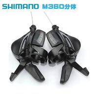 Shimano Alivio SL-M360 3/8/24 Speed MTB Bike Trigger Lever Shifter Black Set