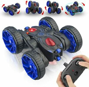 Maxtronic Remote Control Car Rc Toy Terrain Off Road 4wd Double Sided Running 36