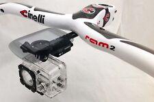 Garmin Edge Computer & GoPro Mount for Pro Stealth Evo, FSA Plasma, Cinelli RAM