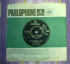 """BEATLES - WE CAN WORK IT OUT / DAY TRIPPER - 7"""" 1965 ORIGINAL UK 2nd press RARE"""