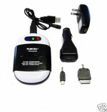 USB / AC Smart Battery Charger AA / AAA, Also Charges Hundreds Of Mobile Phones