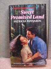 Harlequin Superromance:Sweet Promised Land #446 by Patricia Edwards (1991,B0343