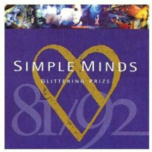 Simple Minds - Glittering Prize [New CD]