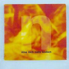 Nine Inch Nails CD Broken