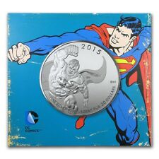 2015 Royal Canadian Mint DC Comics Superman Fine Silver Coin $20 sealed w/ OGP