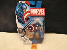 Marvel Universe CAPTAIN AMERICA 012 S.H.I.E.L.D. New SEALED 2008 HASBRO