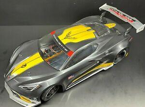 Kit SILVER for Corvette C8 Body Felony & Infraction
