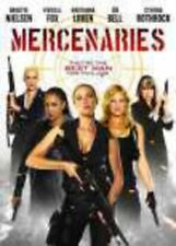The Mercenaries - Mercenaries [New DVD]