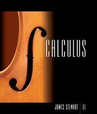 Calculus by James Stewart (2007, Hardcover)