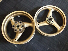 Ducati ST4 monster ST2 S4 front + rear BREMBO wheels pair