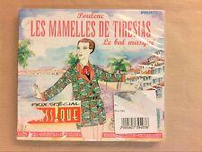 CD RARE / POULENC / LES MAMELLES DE TIRESIAS & LE BAL MASQUE / SEIJI OZAWA /NEUF
