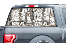 Ford F150 F 150 Window Vision Graphics Vinyl Sticker Decal 2015-2017 TUNDRA CAMO
