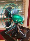 Vintage 1950's Westinghouse 'Evergreen' Electric Fan Art Deco, Refurbished