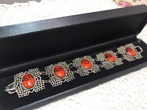 Vintage Estate Unsigned Bracelet