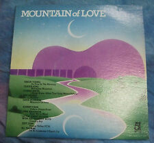 MOUNTAIN OF LOVE: 10 hits songs by 10 star artists: 51 West records 1979 QR16063